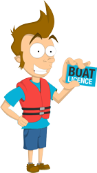 Personal water craft licence.